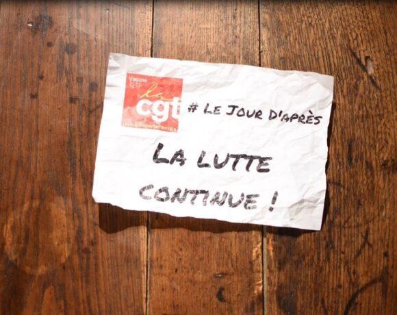 UD86 La Lute continue